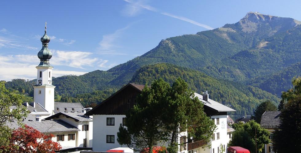 St. Gilgen am Wolfgangsee